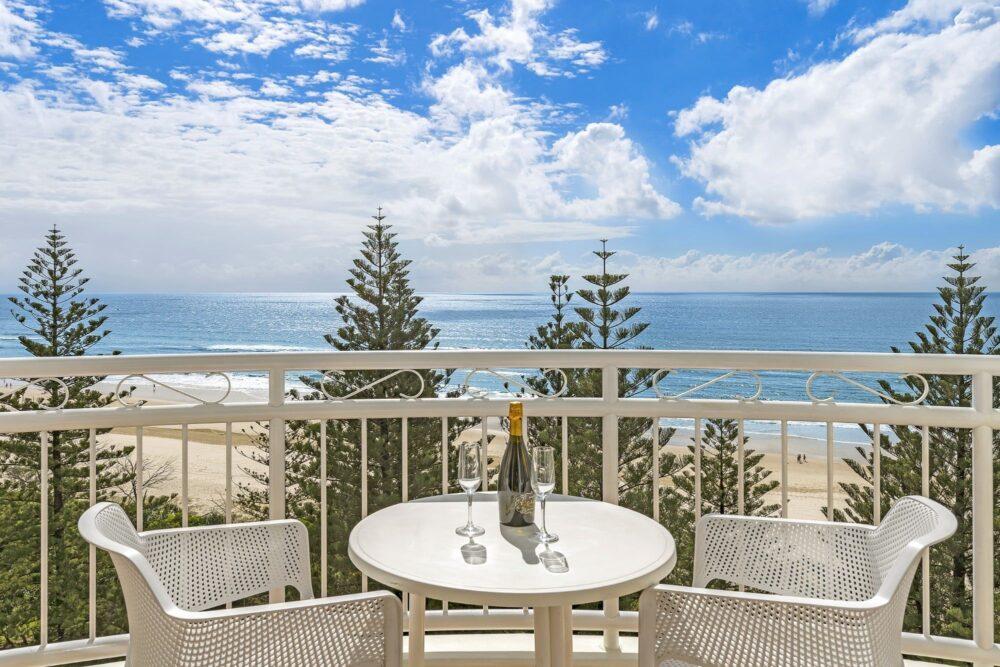 1 Bed Ocean View Balcony 1004