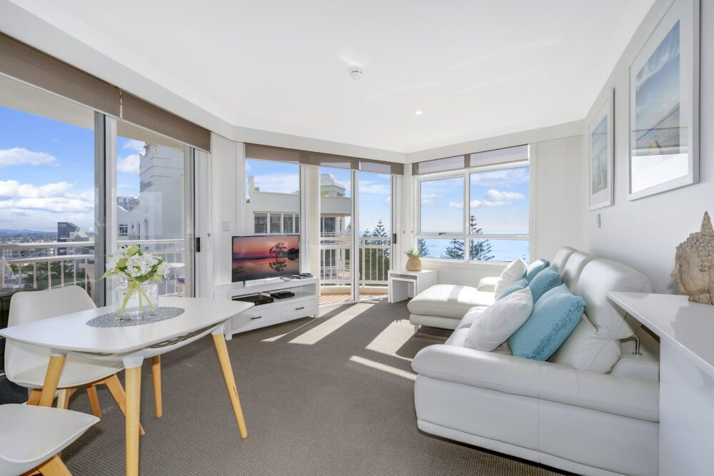 1 Bed Ocean View Superior Living 1002