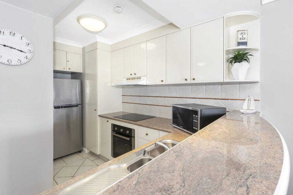 1 Bed Standard Kitchen