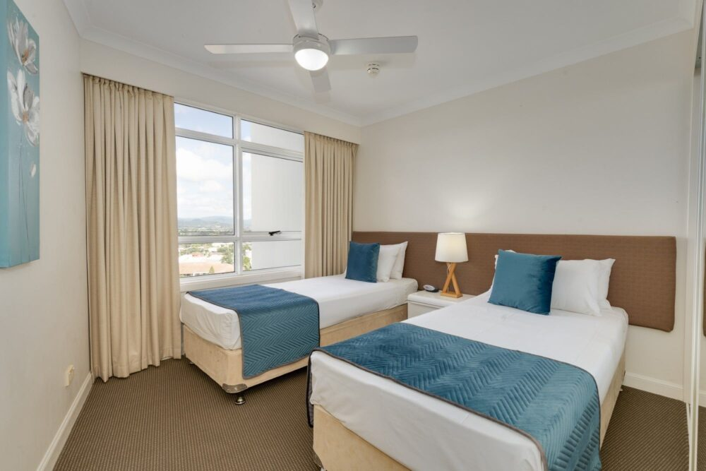 2 Bed Ocean View 2nd Bed