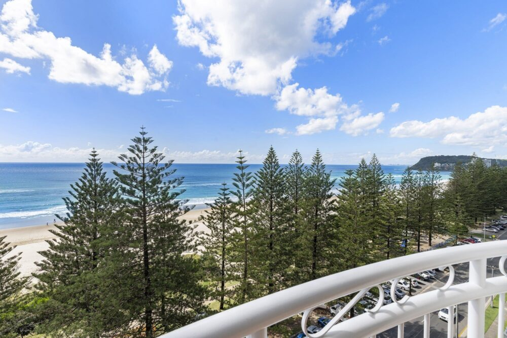 2 Bed Ocean View Balcony 1005