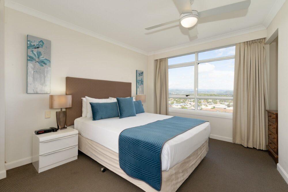 2 Bed Ocean View Bed