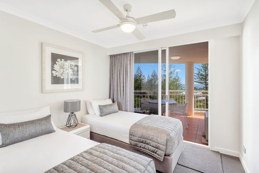 2 Bed Ocean View Superior 2nd Bed