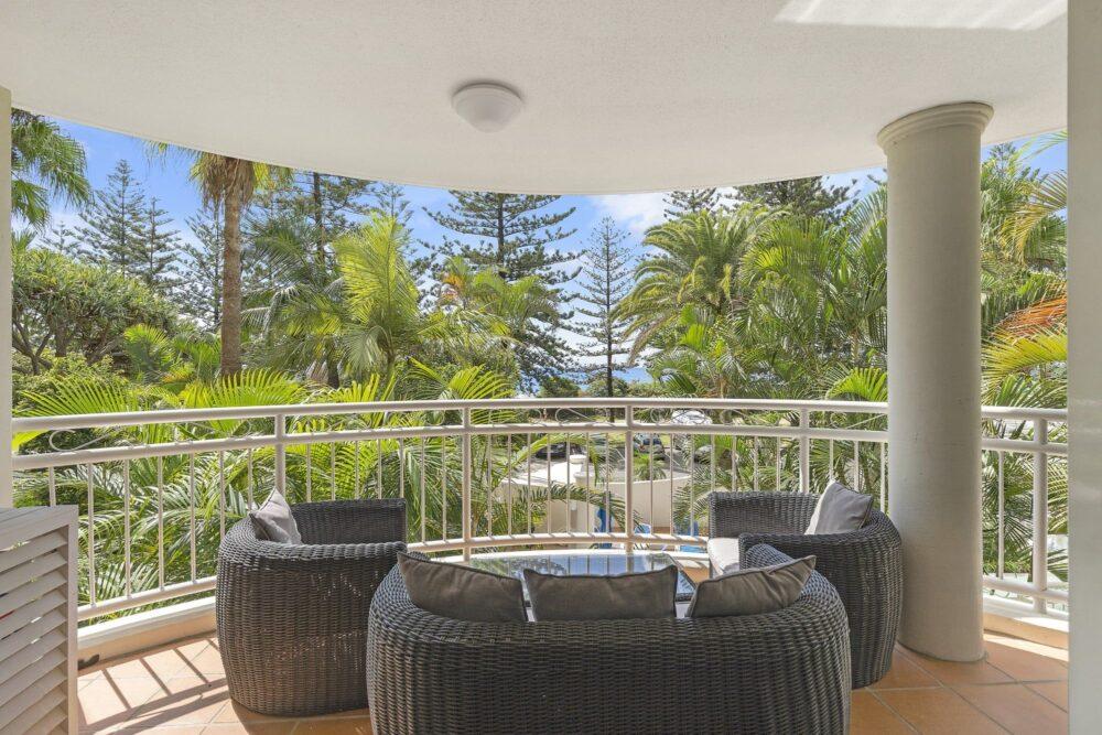 3 Bed Garden Balcony 2205
